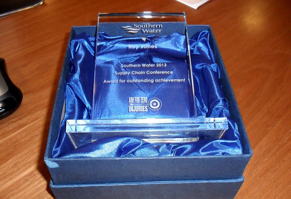 Costain Southern Water Safety Award
